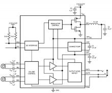 Stereo headphone amplifier circuit design electronic project using LM48824