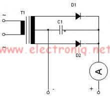 simple lead acid battery charger circuit design schematic