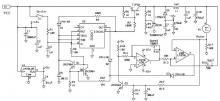 dc Motor speed controller using 555 timer circuit