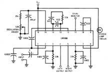 LM1800 FM Stereo Demodulator circuit