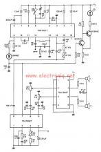 TDA7021T FM integrated radio receiver circuit design